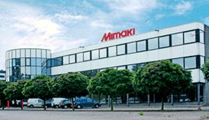Dimix dealer Mimaki