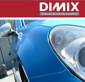 GrafiWrap AMD Cast Metallic Satin & Matte car wrapping film