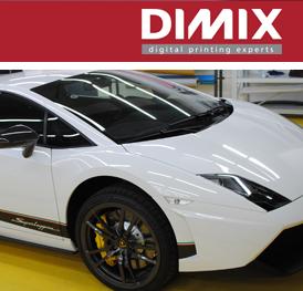 GrafiWrap polymeric matte & glossy car wrapping films