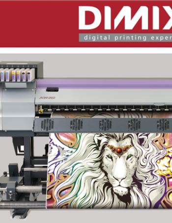 Mimaki JV34-260 mild solvent printer