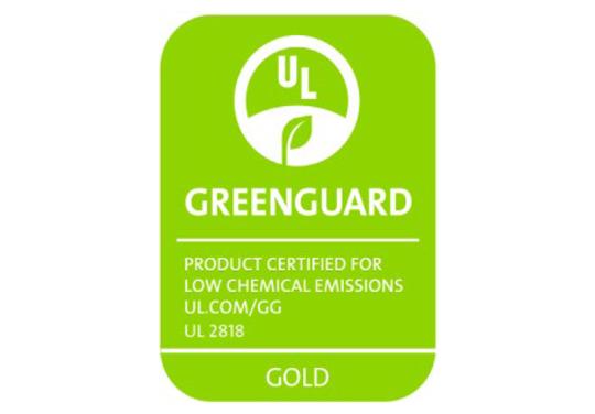 Mimaki LUS170 inks greenguard gold certification