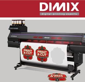 Mimaki Print & cut systemen