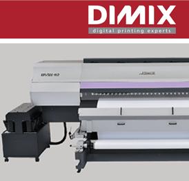 Mimaki led-UV printers roll-to-roll