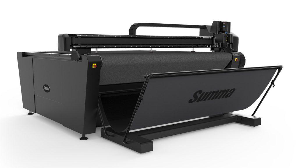 Summa F-series vlakbed snijtafels - opvangbak