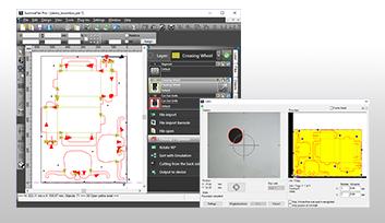 SummaFlex software aansturing Summa vlakbed snijtafels