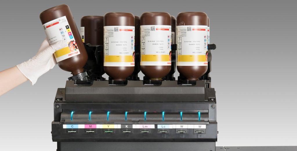 UCJV 300 bulk ink system