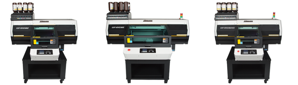Mimaki UJF MkII series direct to object printers