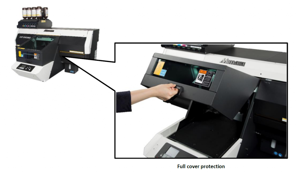 printerkap Mimaki UJF-MkII series