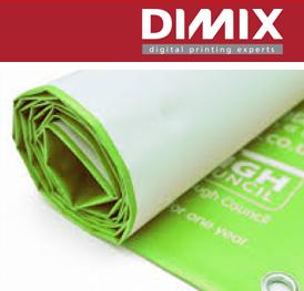 PVC Spandoek & Mesh printmedia