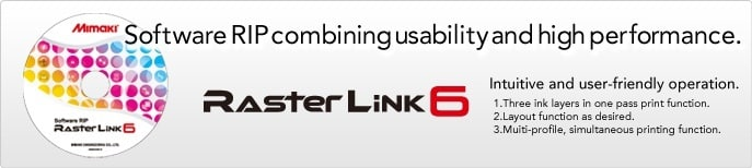rasterlink software