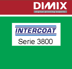 Intercoat 3800 serie monomere plotterfolie
