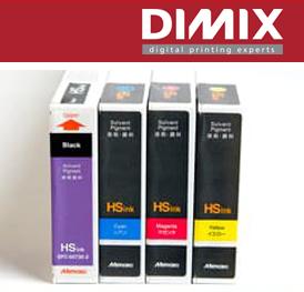 Mimaki HS inkten (cartridges & bulk)