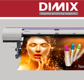 Mimaki UJV55-320 SuperWide LED-UV printer