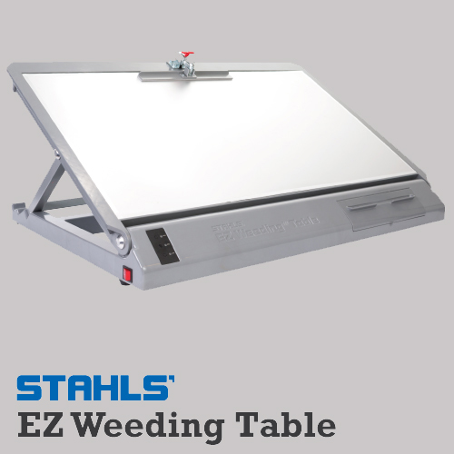 Stahls EZ-Weeding-Table