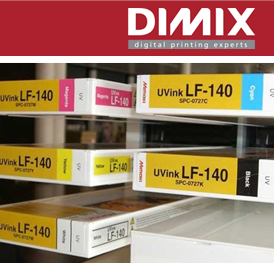 mimaki LF140 inkten cartridges