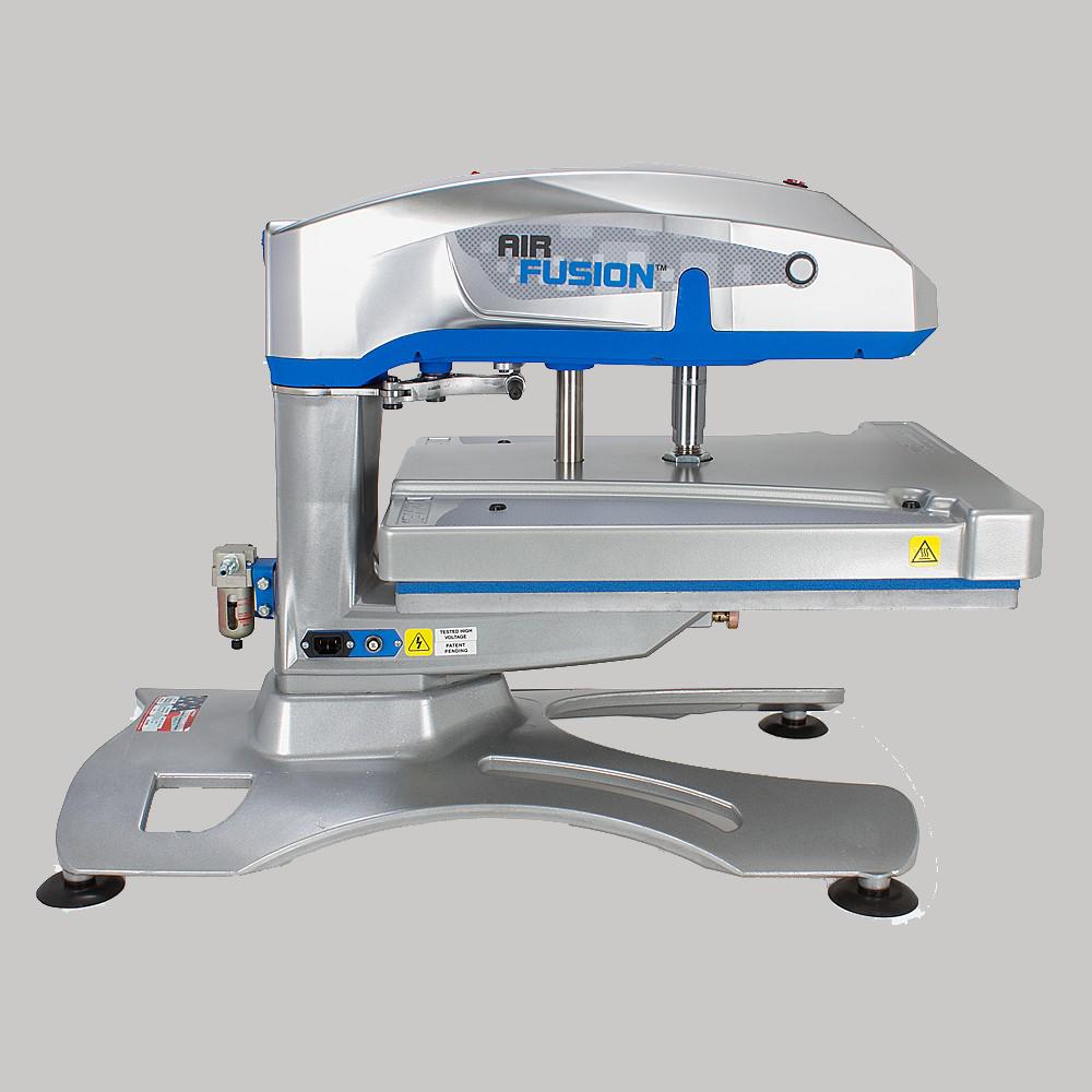 pneumatisch pers textieltransfer Hotronix Air Fusion