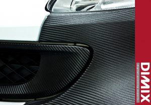 Carbon wrapping film - grafiwrap application sample 5