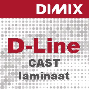 Dimix L804 - Gegoten laminaat - mat - dikte 40 micron - Rol 1370mm x 50m