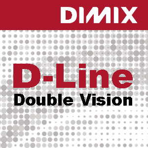 D-Line Double Vision - PET - Smart tack - Rol 1524mm x 30m