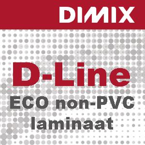 D-Line L426 - PVC-vrij laminaat, zandstructuur - dikte 125 micron - Rol 1550mm x 50m