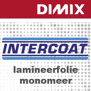 Intercoat Protec 382p - Monomeer laminaat - glanzend - dikte 80 micron - Rol 1524mm x 50m