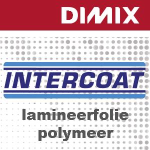 Intercoat Protec 904p - Polymeer laminaat - Satijn - Dikte 75 micron - Rol 1600mm x 50m