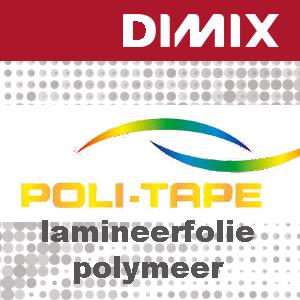 Poli-Lux 720 - Polymeer laminaat - glanzend - 75 micron - Rol 1372mm x 50m