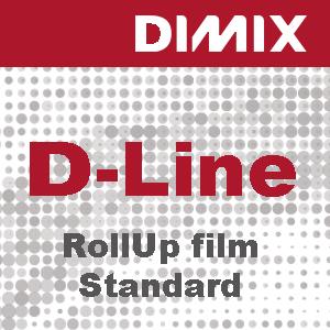 D-Line Rollup Film Standard - Rol 1067mm x 30m