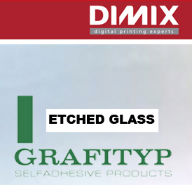 Grafitack TR101 glass etch folie