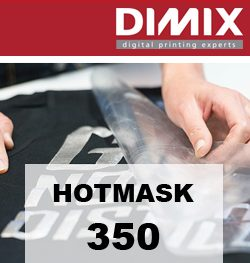 Hotmask 350 medium tack transfer tape - textieltransfer