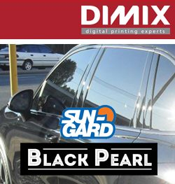 Sungard Black Pearl Window Tinting Film