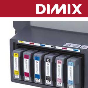 Inkten voor OKI/SII mild solvent printers