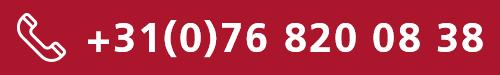 +31(0)76 820 08 38