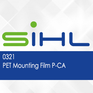 0321 - Sihl PET Mounting Film P-CA