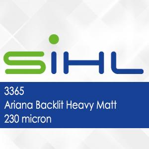 3365 - Ariana Backlit Heavy Matt - 230 micron