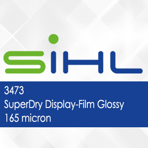 3473 - SuperDry Display-Film Glossy - 165 micron