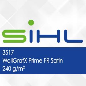3517 - WallGrafX Prime FR Satin - 240 g/m2