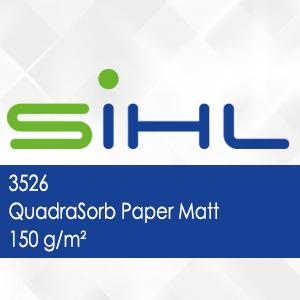 3526 - QuadraSorb Paper Matt - 150 g/m2