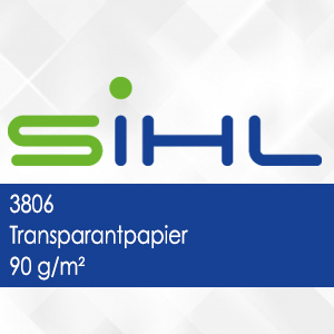 3806 - Transparantpapier - 90 g/m2