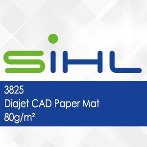 3825 - Diajet CAD Paper Mat - 80g/m2
