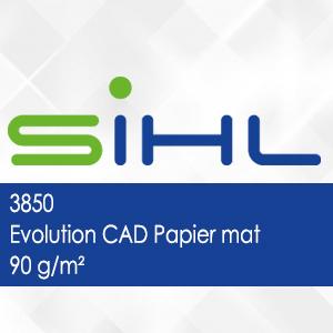 3850 - Evolution CAD Papier mat - 90 g/m2