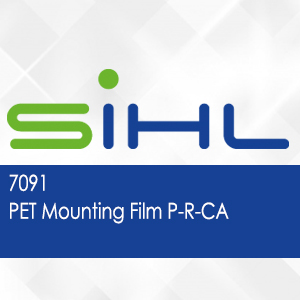 7091 - Sihl PET Mounting Film P-R-CA