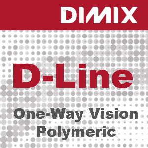 D-Line P5297 - one-way vision folie - 40 % doorzicht