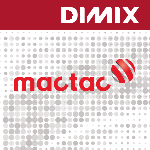 L564 - Mactac LF9300 - Polymeer laminaat - mat - dikte 80 micron