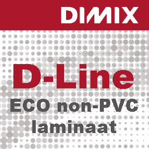 D-Line L327 - PVC-vrij laminaat - mat - dikte 80 micron