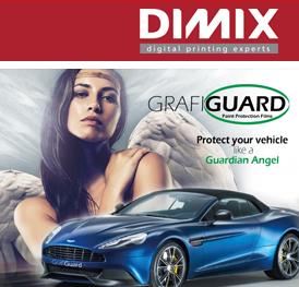 GrafiGuard TPU Paint Protection Film - 200 micron - Rol 1525 mm x 15 m