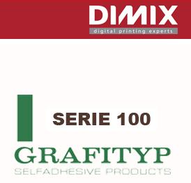 Grafitack 1101 White Matt - RAL 9016 - 610 mm, rol 50 m