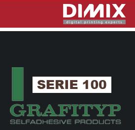 Grafitack 1106 Black Matt - RAL 9004 - 610 mm, per meter