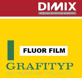 Grafitack 411 Fluor Yellow - 1220 mm, rol 25 m