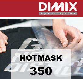 Hotmask 350 flex/flock transfertape
